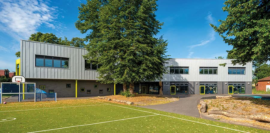 Building Engagement into the Construction of Special Schools