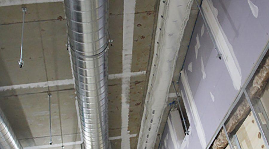 Titan Lite Protecting Movement Joints Within New Midland Metropolitan University Hospital