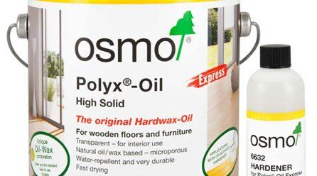 Osmo UK's fastest drying wood finish