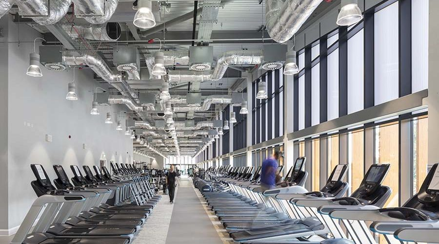NEW LEISURE CENTRE PROVIDES POWERFUL BEST PRACTICE TEMPLATE