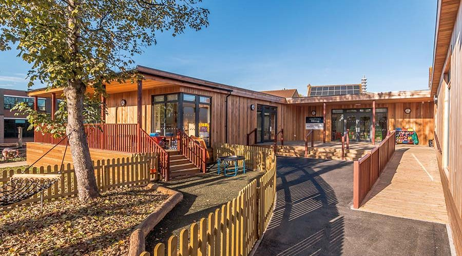THE BENEFITS OF USING TIMBER TO BUILD IN EDUCATION