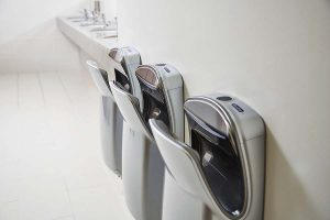 COVID-SAFE TOUCHLESS WASHROOMS IN EASY REACH