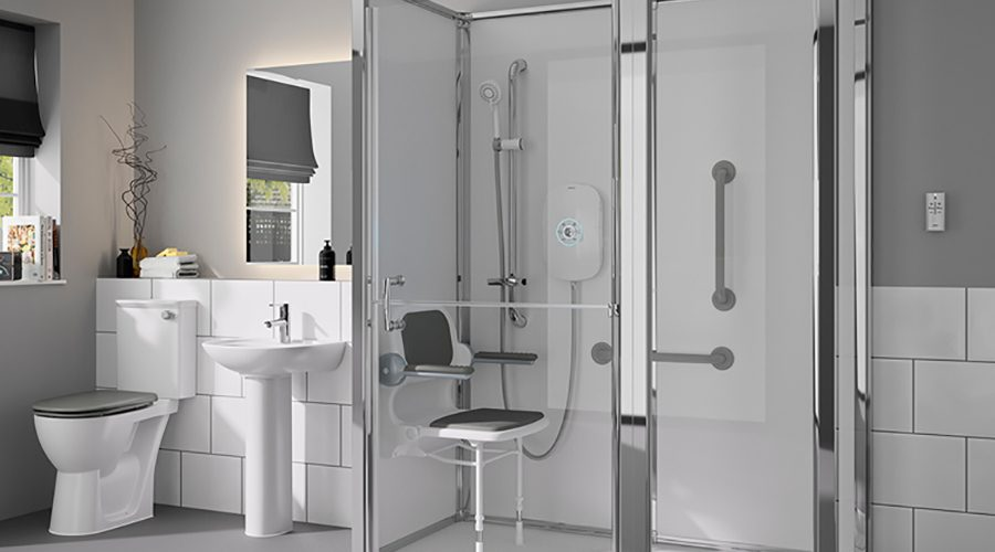 AKW Launches Stylish Onyx Shower Cubicle