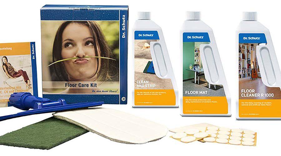 Dr. Schutz Floor Care Kit