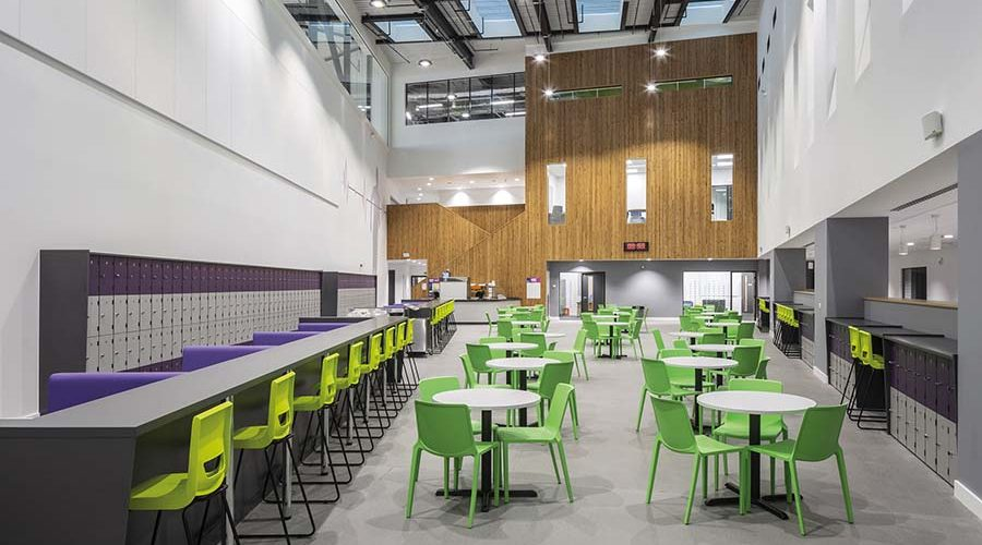 HOW SCHOOL DESIGN IS MEETING THE PACE OF SOCIAL AND TECHNOLOGICAL CHANGE
