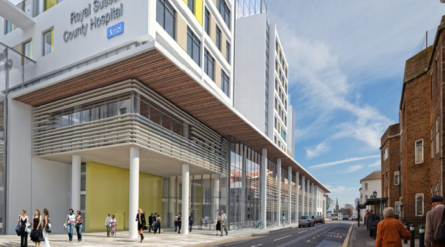 Advanced's MxPro 5 Selected for £485M Hospital Redevelopment Project