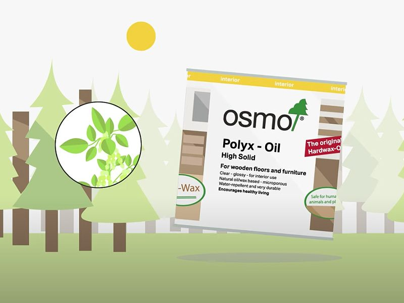 Osmo Wood Oil