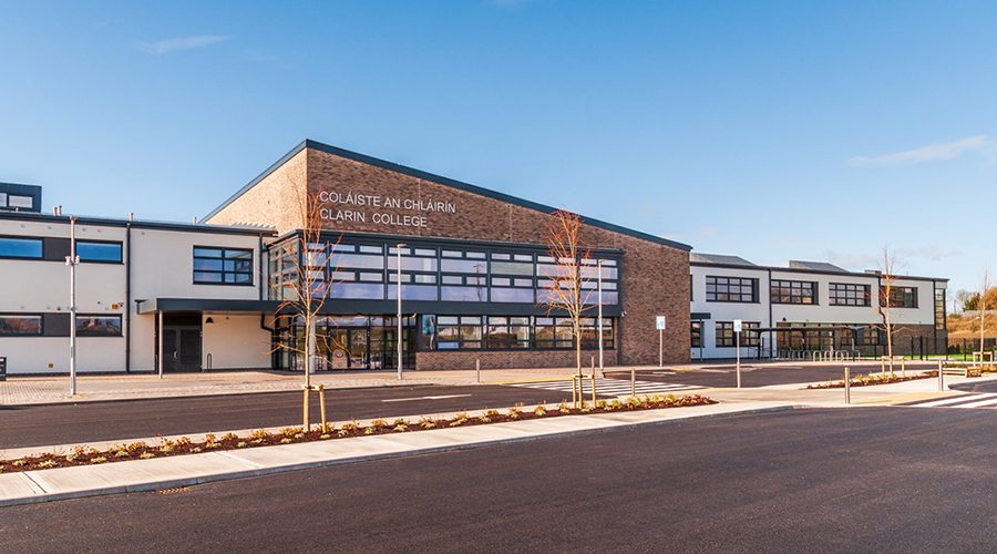 ROCKWOOL® Delivers Proven Insulation Performance for Clarin College Flat Roof