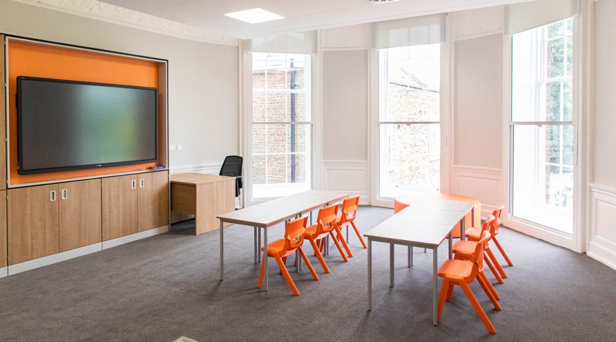 Centre of Excellence for Special Educational Needs is Improved with Excellent Secondary Glazing