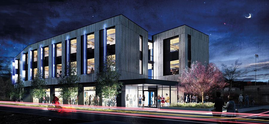 Sustainable Stem Facility to Inspire Future Generations in Bristol