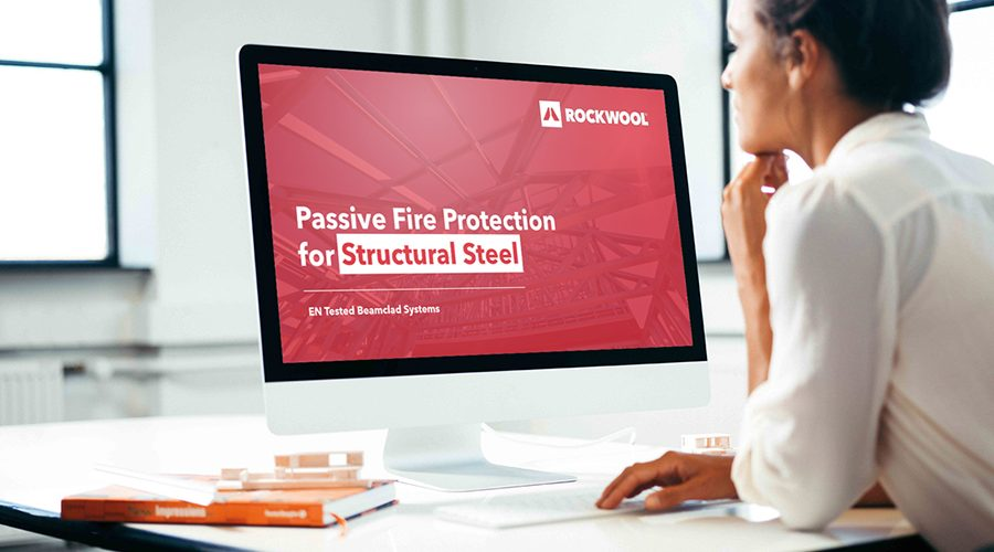 ROCKWOOL® Supports Fire Protection for Structural Steel with New CPD