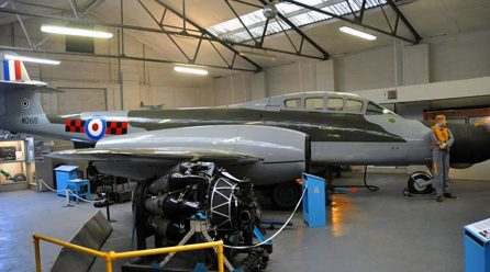 TBA'S Phoenix Upgrades Fire Protection Within RAF Manston History Museum