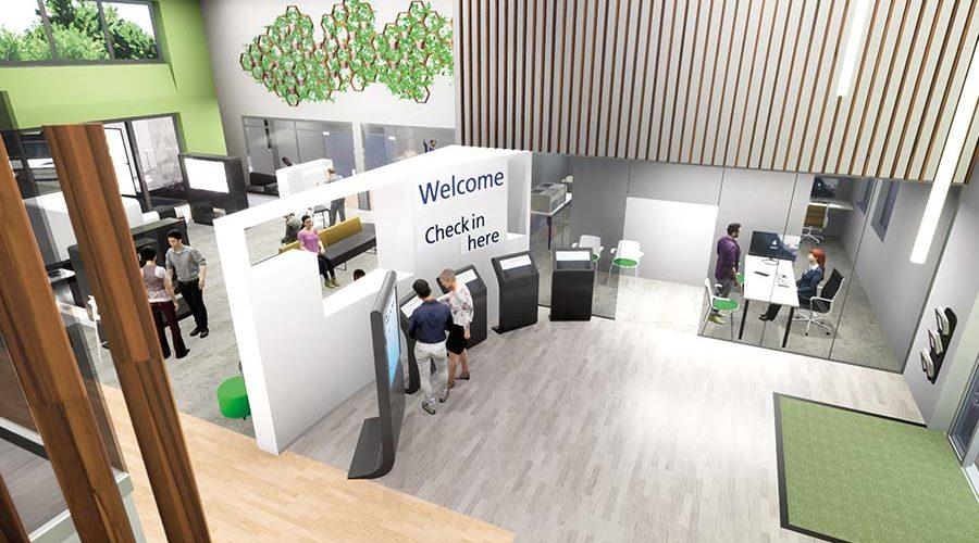 Bold Medical Centre Design for a New Era