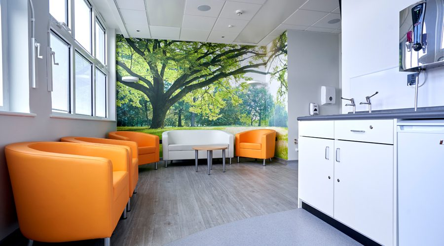 Mapei Specified for New State of the Art Birmingham Maternity Suite