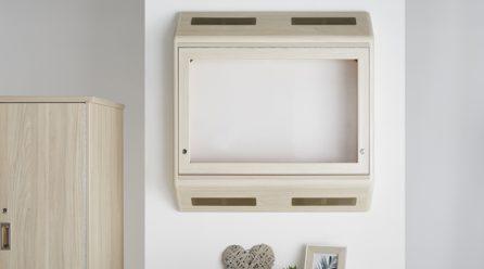 Tough Furniture's Anti-Ligature TV Cabinet
