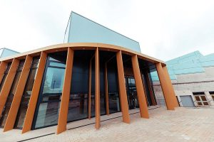 Warwick Arts Centre Completes in UK's City of Culture