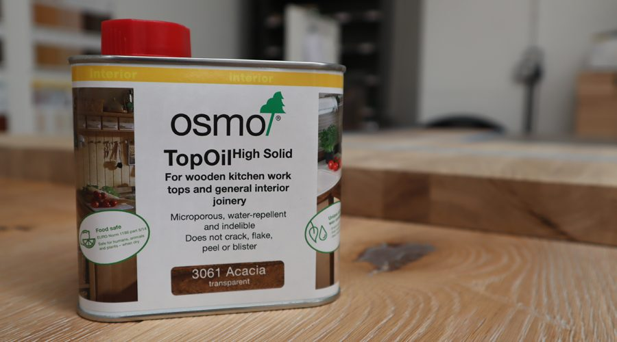 Don't Get Rid of Your Old Worktop, Replenish & Renew with Osmo
