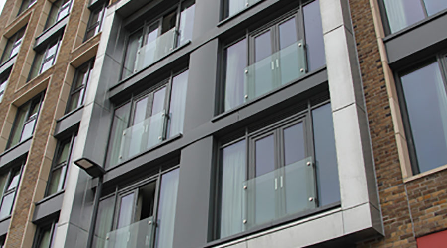 Fire Resistance and Stability Earn Redcliff Quarter Specification for Magply