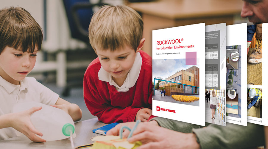 ROCKWOOL® Supports Specifiers with Education Hub Launch
