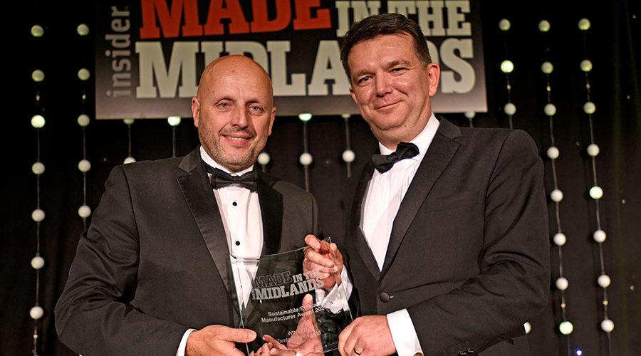 Tamlite Lighting Wins Regional Sustainability Award