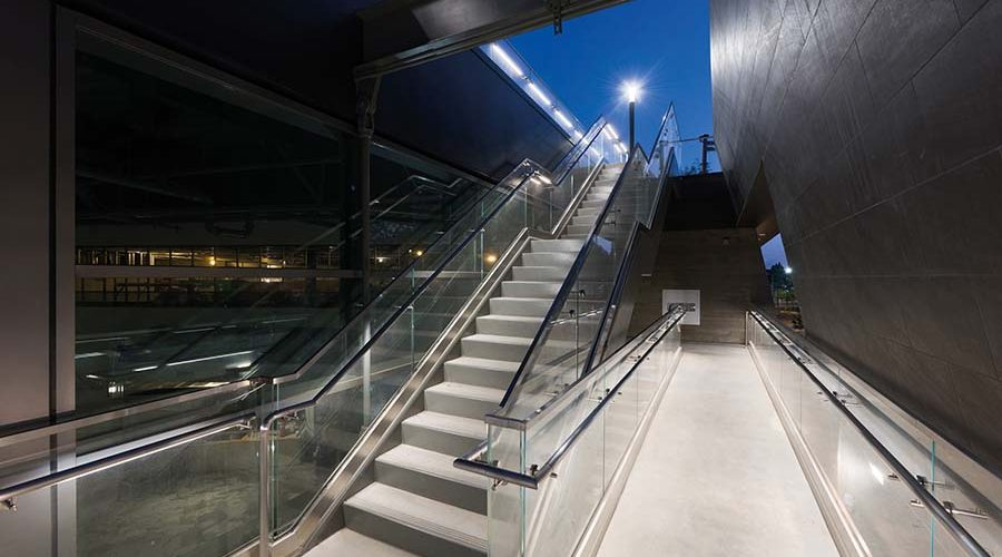 A Touch of Glass for Public Sector Buildings