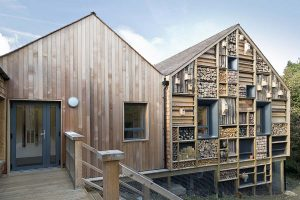 Mellor Primary School:  The 'Tree-top' Classroom