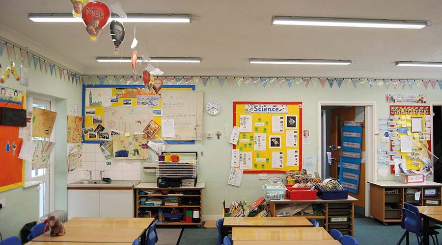 An 'LEDucation' in Lighting for Schools
