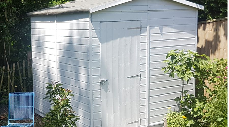Don't Let Your Shed Be the Ugly Ducking