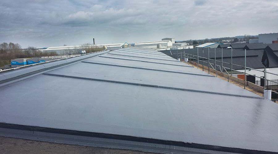 Top Five Benefits of GRP Flat Roofing