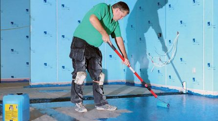 DEALING WITH DAMP – MOISTURE MANAGEMENT TO AVOID FLOOR FAILURE