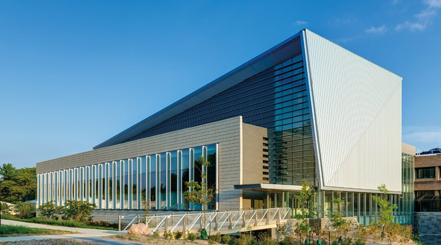 Architectural Louvres: Balancing Design with Performance
