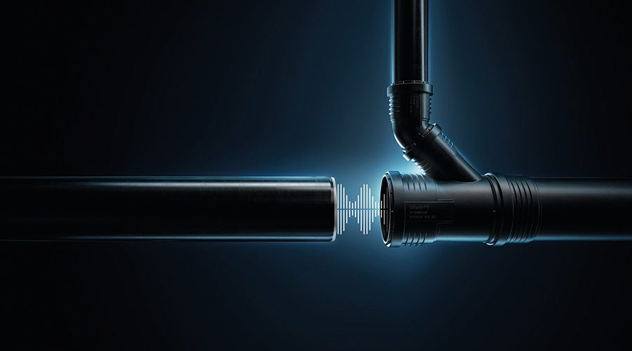Acoustically optimised  pipework – a sound choice?