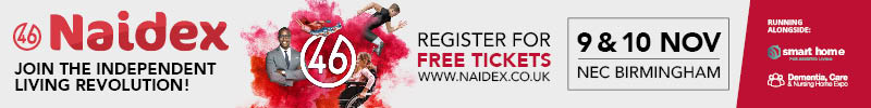 Naidex November 2020 New Dates Announced