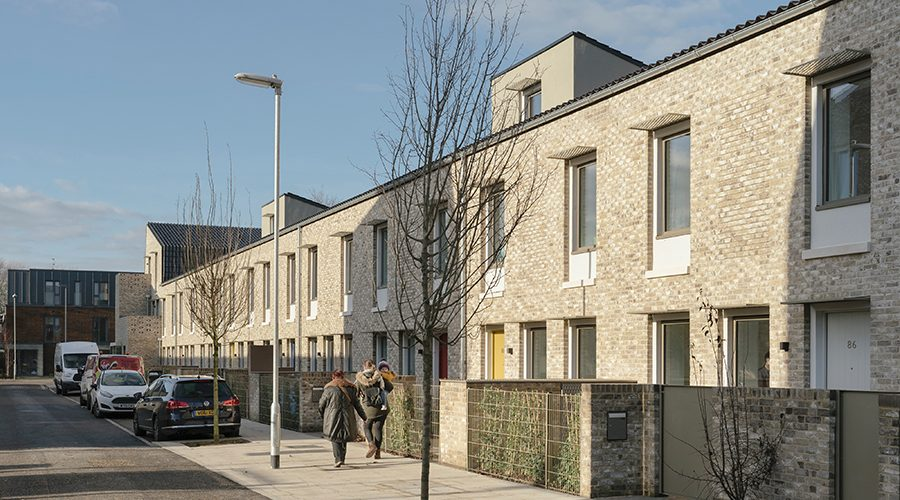 Housing scheme tackles fuel poverty