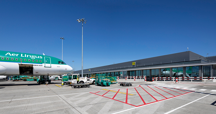 Offsite construction for airports – the Dublin Airport approach