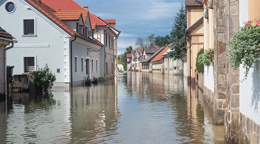 Rising to the flood challenge