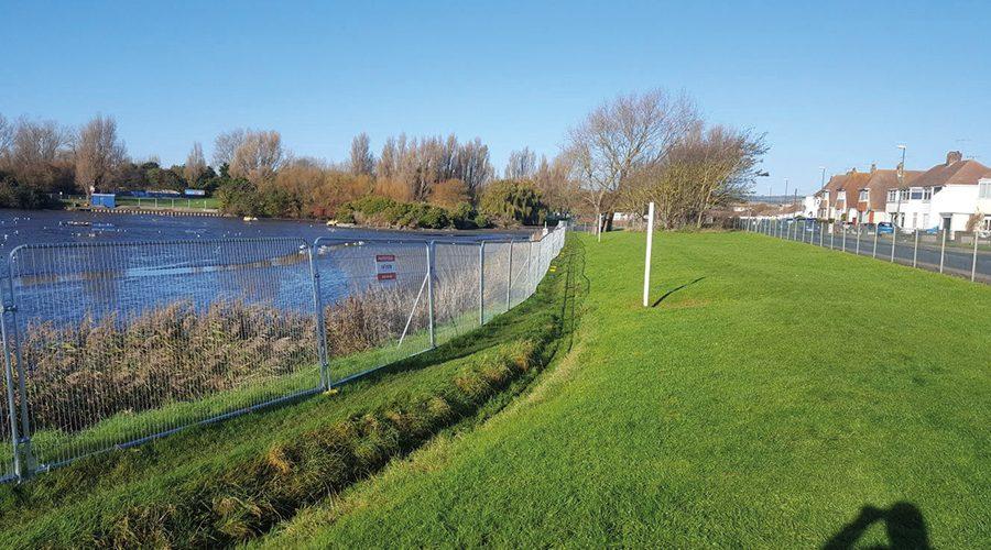 Restoration kickstarts  £2m regeneration  leisure park masterplan