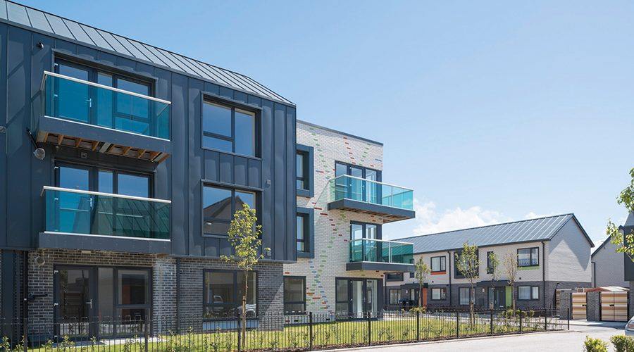 Accommodating Blackpool Coastal Housing's access control requirements