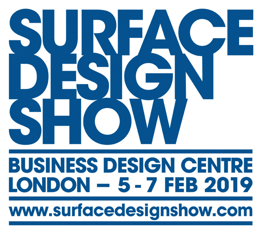 Surface Design Show website