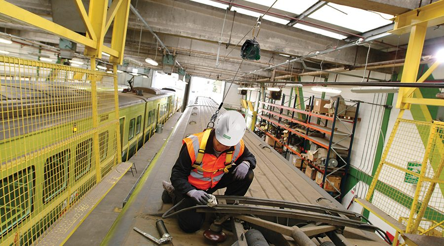 Installing and using internal height safety solutions