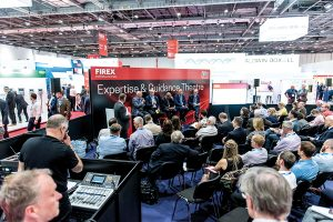 Promoting fire safety in the public sector at FIREX International 2019