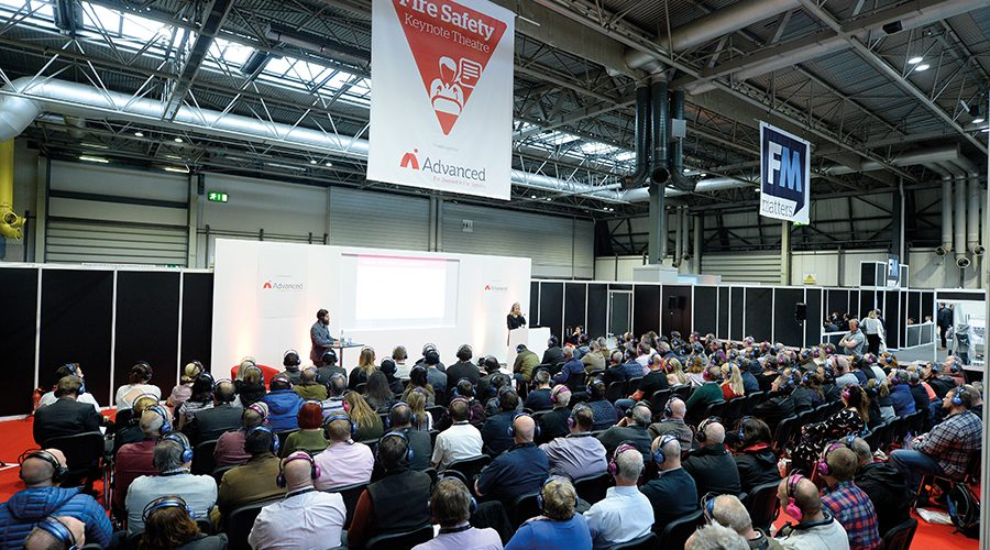 The Fire Safety Event 2019 – what's on