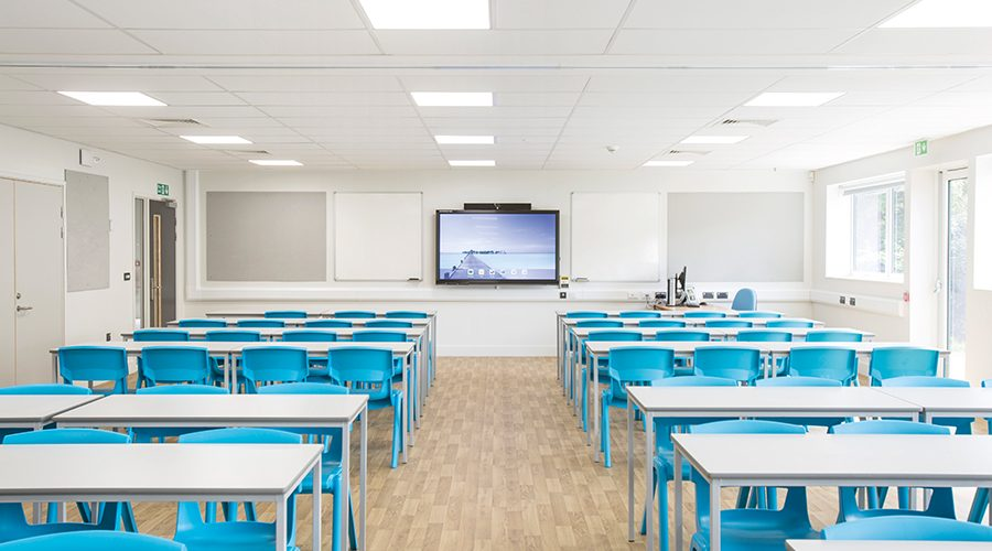 Bright sparks – lighting in the education sector