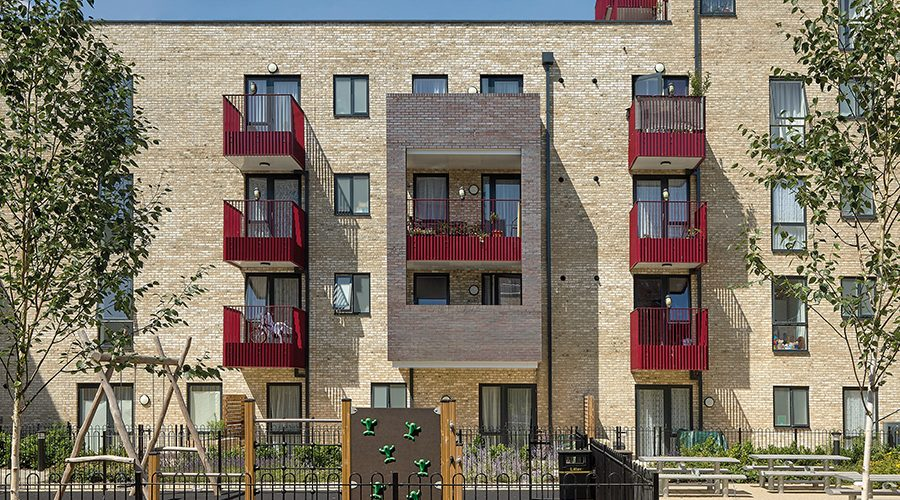 Architecture breathes new life into neighbourhood