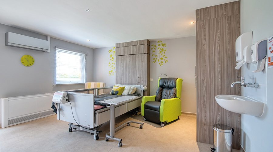 Gerflor flooring completes Hospice transformation
