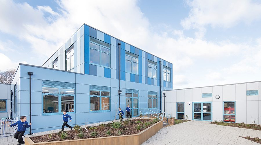 Pushing the boundaries of offsite construction for special educational needs