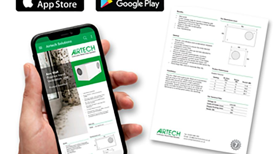 New 'Airtech Solutions' App Provides a Solution in Your Pocket