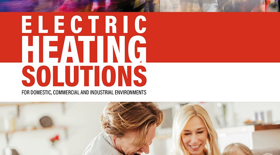 Consort Claudgen launches new electric heating brochure