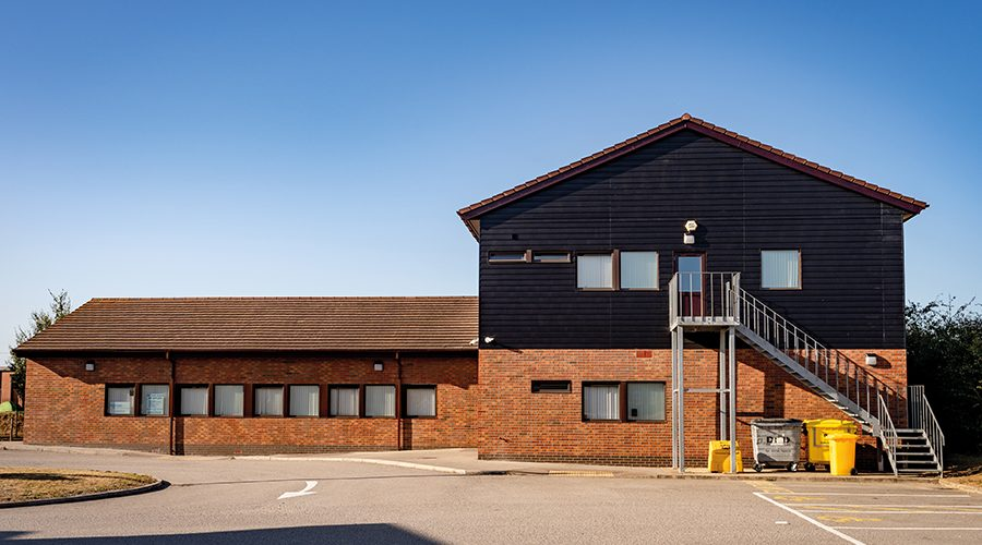 Village medical centre rejuvenated with Eurobrick