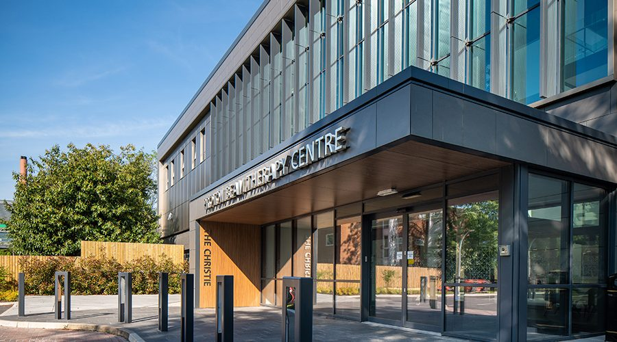 Gradus Wall Protection future-proofs prestigious cancer treatment centre